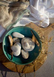 Beach finds, Paxos